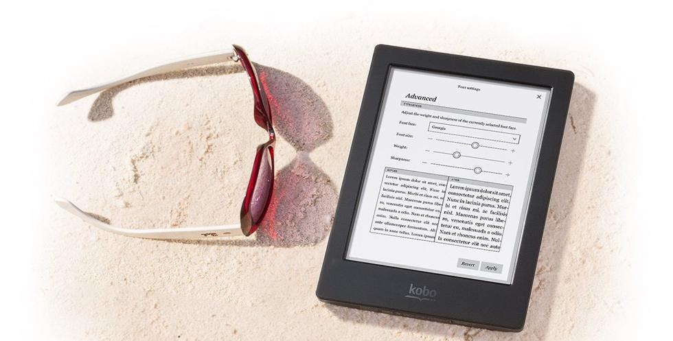 Picking an eBook Reader