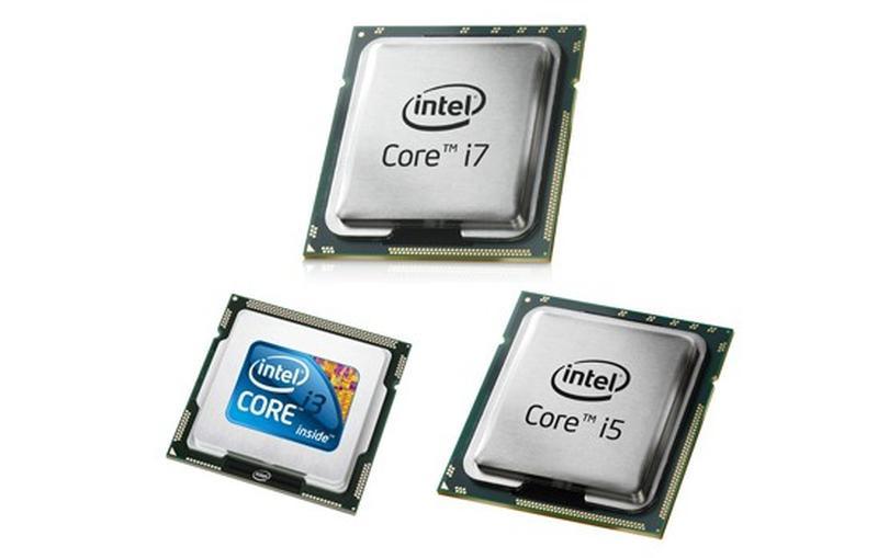 Distinguishing between i3, i5, and i7 Processors
